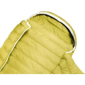Grüezi-Bag Biopod DownWool Extreme Light 200 Sovepose, grøn